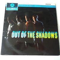 The Shadows - Out of the Vinyl Album LP Mono UK Press 2N/2N Blue/Black Label
