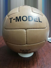 T-Model Second Half Ball   Vintage Soccer   Antique Football   World Cup 1930