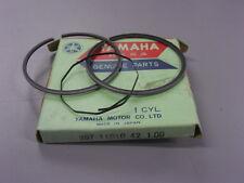 NOS Yamaha Piston Rings 1.00 1974-1976 RD200 397-11610-42