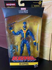 Marvel Legends DEADPOOL / X-MEN / Strong Guy Series / No BAF