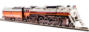 BROADWAY LIMITED 6495 HO MILWAUKEE ROAD S3 4-8-4 RD# 261 PARAGON 4 DCC & SOUND