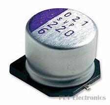 PANASONIC ELECTRONIC COMPONENTS    6SVPE220MW    Electrolytic Capacitor, SVPE Se