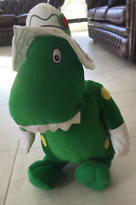 Big WIGGLES Dorothy the Dinosaur Plush Toy 58cm Tall 2006