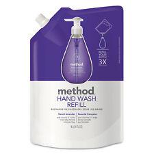 Method Gel Hand Wash Refill French Lavender 34 oz Pouch 00654