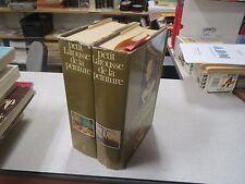 Petit Larousse de la peinture 1979 2 volumes M. Laclotte et J.-P. Cuzin *