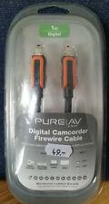 Firewire Kabel für Digital Camcorder, Hersteller: Belkin, 1m Länge
