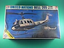ESCI Scale Craft 1/48 United Nations Bell 205 Flying Referee Helicopter Kit 4037