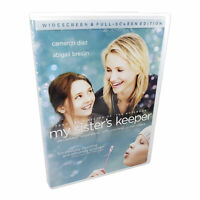 My Sister's Keeper DVD R1 2009 Widescreen and Full-Screen COVER TORN TESTED