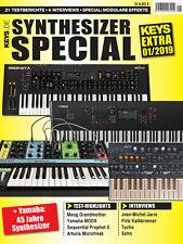 Synthesizer Special Fair Fritz Kalkbrenner Interview Modular Effects