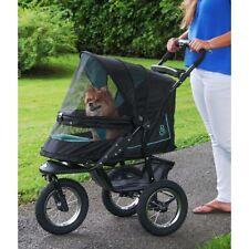Nv No-Zip Pet Stroller Skyline New Pet Supplies Dog Cat Bird Water Resistant