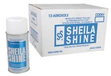Bk Resources 10oz Sheila Shine© Stainless Steel Cleaner & Polish Case