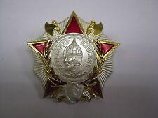 WWII SOVIET UNION USSR ALEXANDER NEVSKY AWARD ORDER MEDAL BADGE