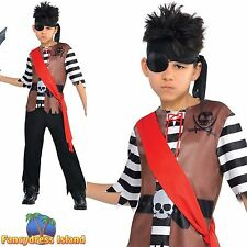 Amscan Pirate Complete Outfit Boys' Fancy Dress