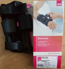 Handgelenkorthese Manumed Gr. 3 / III, schwarz, rechts   ***NEU & OVP***