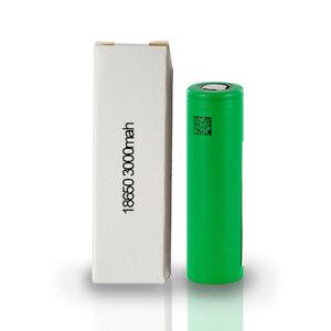 2 Baterias SONY VTC6 3000mAh - 30Amp - ORIGINAL PACK SONY VTC6 3000mAh