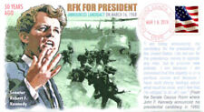 COVERSCAPE computer designed 50th anniversary RFK announces candidacy cover