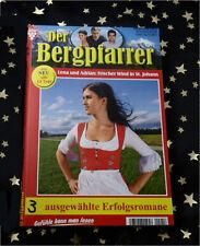 3 HEIMATROMANE * Neu * DER BERGPFARRER von Toni Waidacher Nr.140 bis 142