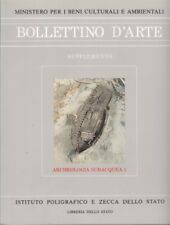 95024 BOLLETTINO D'ARTE ARCHEOLOGIA SUBACQUEA,3 F42