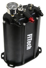 FiTech 50004 Force Fuel EFI Electric Fuel Pump and Sump - 340 LP/H