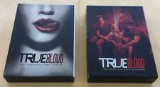 True Blood The Complete First & Fourth Seasons DVD Sets USED