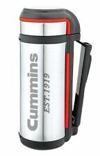 Cummins 1.2L double wall stainless steel thermos; Truck;