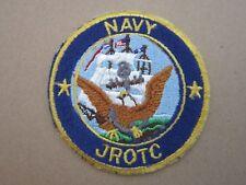 JROTC US Navy USN Military Cloth Patch Badge