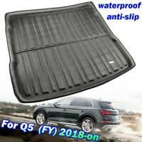 For Audi Q5 SQ5 FY 2018 2019 Boot Cargo Liner Tray Rear Trunk Floor Mat Carpet