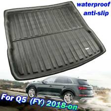 For Audi Q5 SQ5 FY 2018 2019 Boot Cargo Liner Tray Rear Trunk Floor Mat Carpet