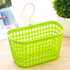 Bathroom Basket Holder Cleanser Shampoo Container Cosmetic Seasoning Organize GR