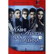 Kabhi Alvida Naa Kehna (Hindi DVD) (2006) (English, Arabic Subtitles)
