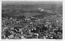 Oxford from the North-West - Original Real Photograph Postcard by Alden (2.95)