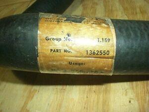 1964 1965 1966 Buick Special Oldsmobile Cutlass radiator hose GM # 1362550 NOS!