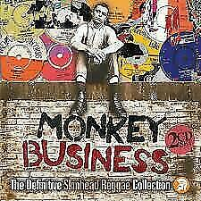 Trojan Monkey Business Definitive Skinhead Reggae Collection 2cds