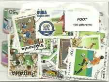 """Lot timbres thematique """" Football """""""