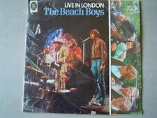 Beach Boys - LIVE IN LONDON (Lp) Press Netherlands 1970