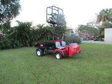 2006 Toro Workman 4200 Vertical Lift Dump Body 4 wheel drive 537 hrs. 07365
