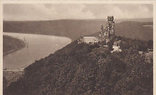 Hohensyburg - Denkmal mit Stausee - schwarz-weiß Mattglanzfoto - gebraucht 1928