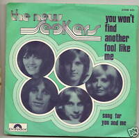 The NEW SEEKERS 45T YOU WON'T FIND ANOTHER FOOL LIKE ME