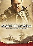 Master and Commander: The Far Side of the World DVD, 2 Discs Collectors Edition