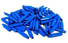 100 Pieces Blue B Connectors Gel Fill Beanies Alarm Telephone Wire Crimp Splice