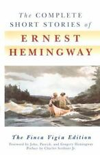 The Complete Short Stories of Ernest Hemingway by Ernest Hemingway (1998, Library Binding, Prebound edition)
