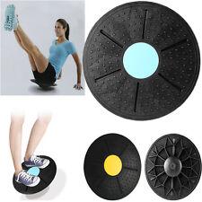 Professional Wobble Balance Board Stability Disc Yoga Training Fitness Exercise