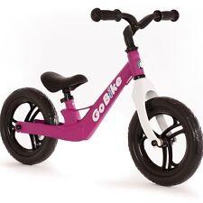 Magnesium Kinderlaufrad 12 Zoll Laufrad ab 2 Jahre Lauflernrad Alu Mädchen Lila