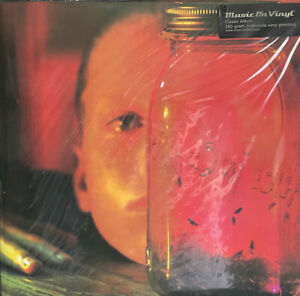 ALICE IN CHAINS - Jar Of Flies / Sap (180g Three-Sided LP, 2010, Import) **NEW**