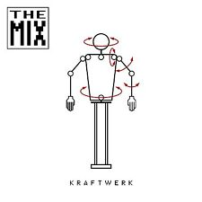 Kraftwerk - The Mix (Remastered 180 Gr 2LP Vinyl) 2009 Reissue
