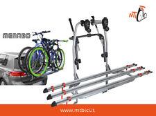 Portabici posteriore acciaio Menabo Logic 3 per 3 Bici
