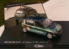 RENAULT CLIO 1.9 DCI NOREV AUTO ECOLE MARIETTON 1/43 NOREV