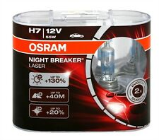 OSRAM NIGHT BREAKER laser h7 DUO-Box set 12v 55w extra power Nouveauté