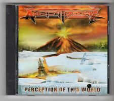(GZ99) Ancient Dome, Perception Of This World - 2010 CD