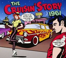 THE CRUISIN' STORY 1961 (PATSY CLINE, ROY ORBISON, ELVIS PRESLEY, ...) 2 CD NEW+